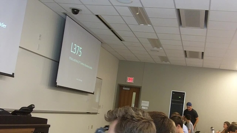 Thumbnail for entry Haugh L375 Video.Class 2.8.23.17