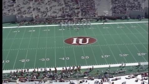 Thumbnail for entry 1997-10-04 vs Michigan - Pregame (Homecoming)