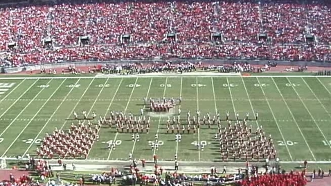 Thumbnail for entry 2006-10-21 at Ohio State - Halftime