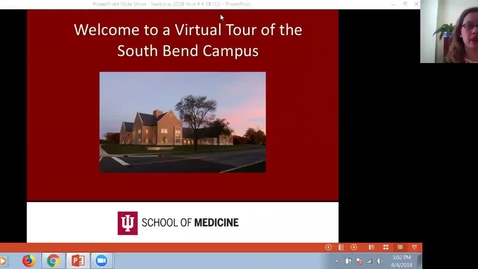 Thumbnail for entry 4/4/18 Admissions Second-Look Campus Webinar Series