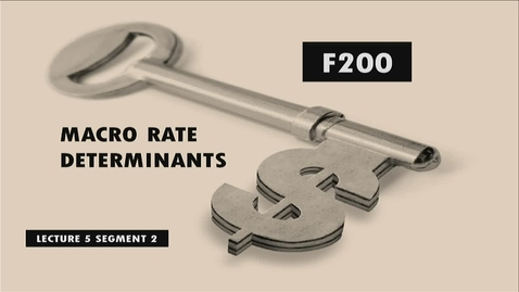 Thumbnail for entry F200 05-2 Macro Rate Determinants