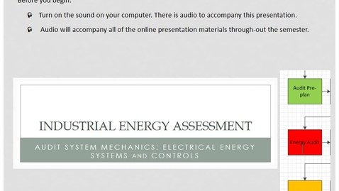 Thumbnail for entry Module 06 - Electrical Energy Systems