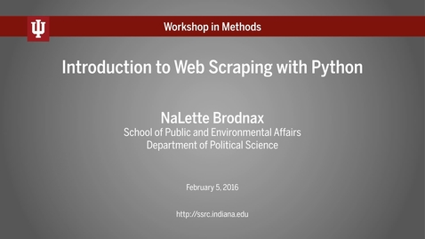 Thumbnail for entry 2016-02-05_wim_brodnax_python_video