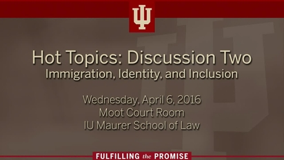 Hot Topics Discussion 2 Immigration Identity And Inclusion