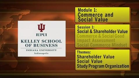 Thumbnail for entry FSC 1-1 Social & Shareholder Value