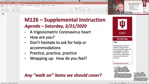 Thumbnail for entry SP20 M126 Supplemental Instruction Module 4 Session 1