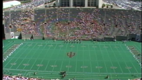 Thumbnail for entry 1987-09-26 vs Missouri - Pregame