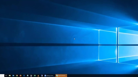 Thumbnail for entry Windows 10 PIN to Taskbar