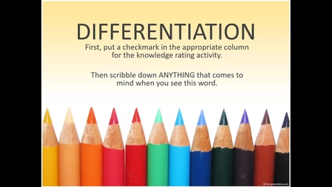 Thumbnail for entry Differentiation 7.27.mp4