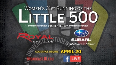 Thumbnail for entry 2018 Womens Little 500