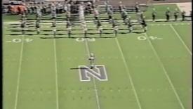 Thumbnail for entry 1993-10-23 at Northwestern - Pregame