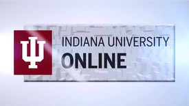 Thumbnail for entry Welcome, Indiana University Online Students