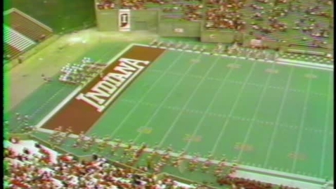 Thumbnail for entry 1985-09-14 vs Louisville - Pregame