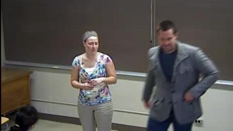 Thumbnail for entry Cassandra Lange - Invitational Speech