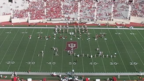Thumbnail for entry 2006-09-16 vs Southern Illinois - Pregame