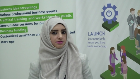 "Thumbnail for entry CIBER Focus: ""Startup Companies and Entrepreneurship in Palestine - Part 2"" with Amal Dajani - November 19, 2017"