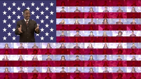 """Thumbnail for entry African American Choral Ensemble presents """"The Star-Spangled Banner"""""""
