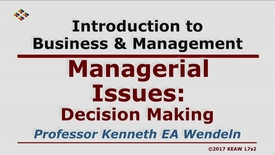 Thumbnail for entry X100_Lecture 07-Segment 2_Decision Making