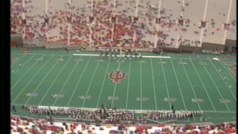 Thumbnail for entry 1993-09-25 vs Wisconsin - Pregame