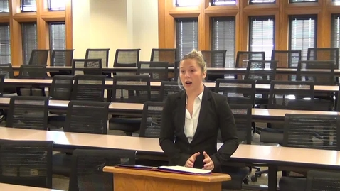 Thumbnail for entry 2017.09.06.1800 - Appellate Adv - oral argument - room 122 - Jana Banschbach .mp4