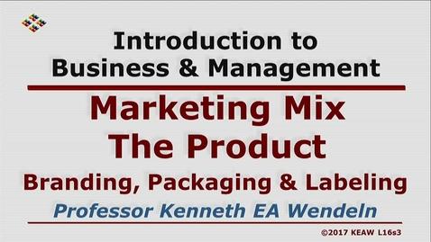 Thumbnail for entry W200 16-3 Branding, Packaging & Labeling