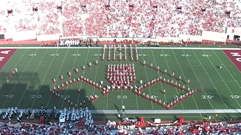 Thumbnail for entry 2006-09-16 vs Southern Illinois - Halftime (Band Day)