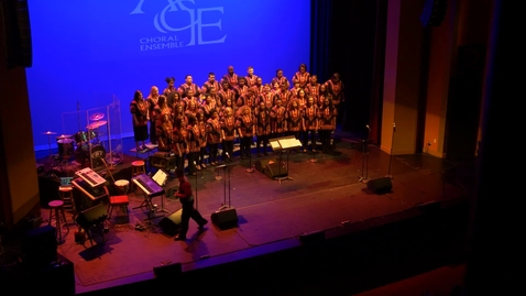 Thumbnail for entry African American Choral Ensemble Spring Concert 2018
