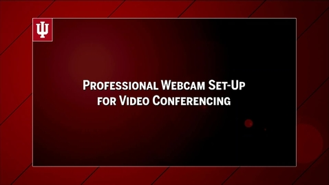 Thumbnail for entry 2016_9_14_ZoomTutorials-WebcamAdvice