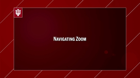 Thumbnail for entry 2016_9_14_ZoomTutorials-Navigating