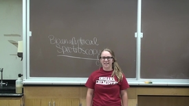 Thumbnail for entry Video 11 Applications of Bioanalytical Spectroscopy Final.mp4