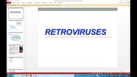 Thumbnail for entry WL - HD - 170308 - Walter Mohammed - Retroviruses
