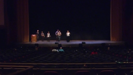 Thumbnail for entry 2nd Annual Diversity Leadership Conference - Emergent Theatre Panel