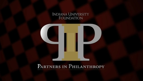 Thumbnail for entry IU Foundation: Partners in Philanthropy