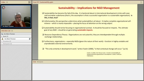 Thumbnail for entry Module 3 Wk11 Sustainability.mp4