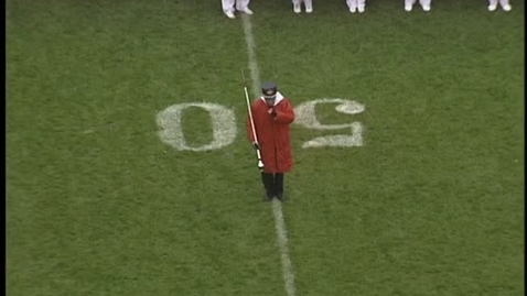 Thumbnail for entry 1999-10-09 vs Northwestern - Halftime (Homecoming)