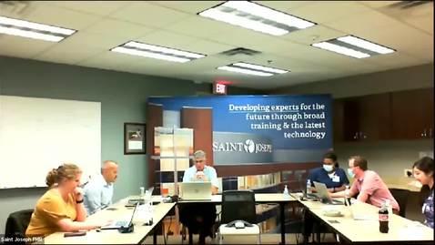 Thumbnail for entry FM SIG Residency Panel, 9/9/20, St Joseph FM Residency