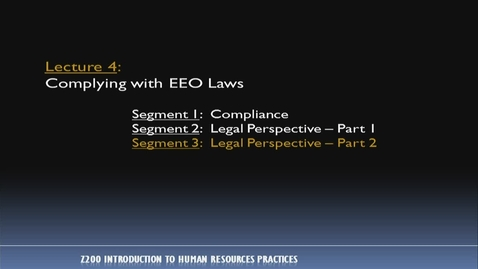 Thumbnail for entry Z200_Lecture 04-Segment 3: Legal Perspective, Pt. 2