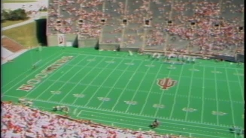 Thumbnail for entry 1986-09-13 vs Louisville - Pregame