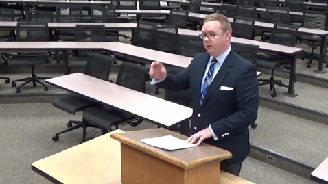 Thumbnail for entry 2017.09.06.1800 - Appellate Adv - oral argument - room 121 - Austin Brady .mp4