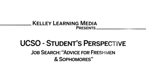 Thumbnail for entry 2016_3_15_UCSO - Tehanee's Series_Students - Job Search (Advice for Freshmen & Sophomores)  - Part3 (upload 7/12)
