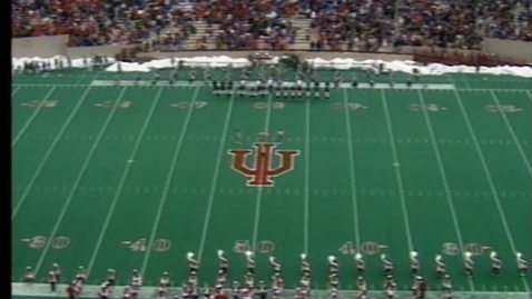 Thumbnail for entry 1993-10-30 vs Michigan State - Halftime