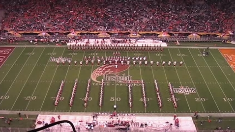 Thumbnail for entry 2007-12-31 vs Oklahoma State - Halftime (Insight Bowl)
