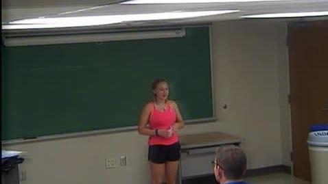 Thumbnail for entry  Dani Buser Speech #2