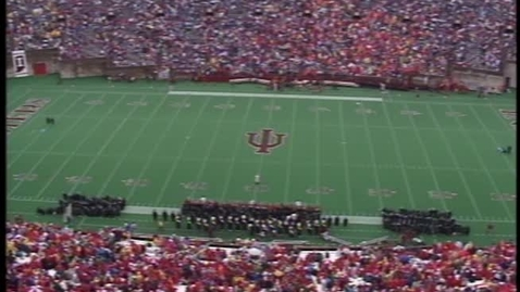 Thumbnail for entry 1992-09-26 vs Missouri - Halftime