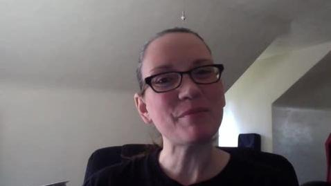 Thumbnail for entry Chrissy Carter (Marjorie)