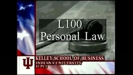 Thumbnail for entry L100 00 Course Description