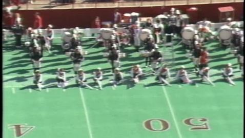 Thumbnail for entry 1990-10-13 vs Ohio State - Pregame (Homecoming)