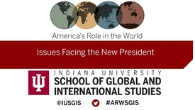 Thumbnail for entry America's Role in the World: Issues Facing the New President: Welcome & Introduction