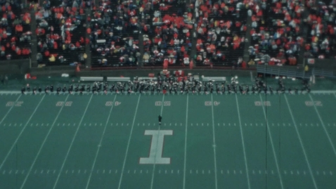 Thumbnail for entry 1984-10-20 vs Wisconsin - Halftime (Homecoming)