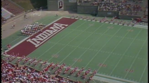 Thumbnail for entry 1985-09-21 vs Navy - Pregame